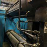 used engel es5550/800 injection molding machine