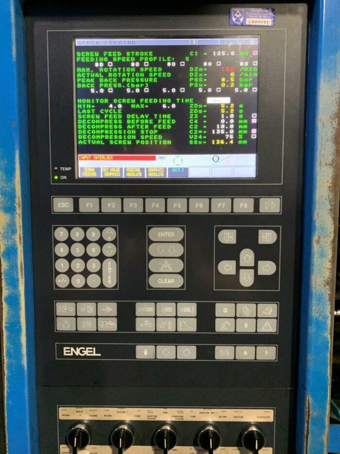 Used 1000 Engel 110501050W1000 DUO2F (9)