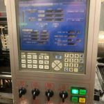 used 46 ton all electric nissei brand injection molding equipment
