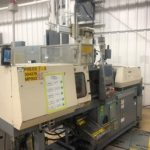 46 ton nissei injection molding machine for sale