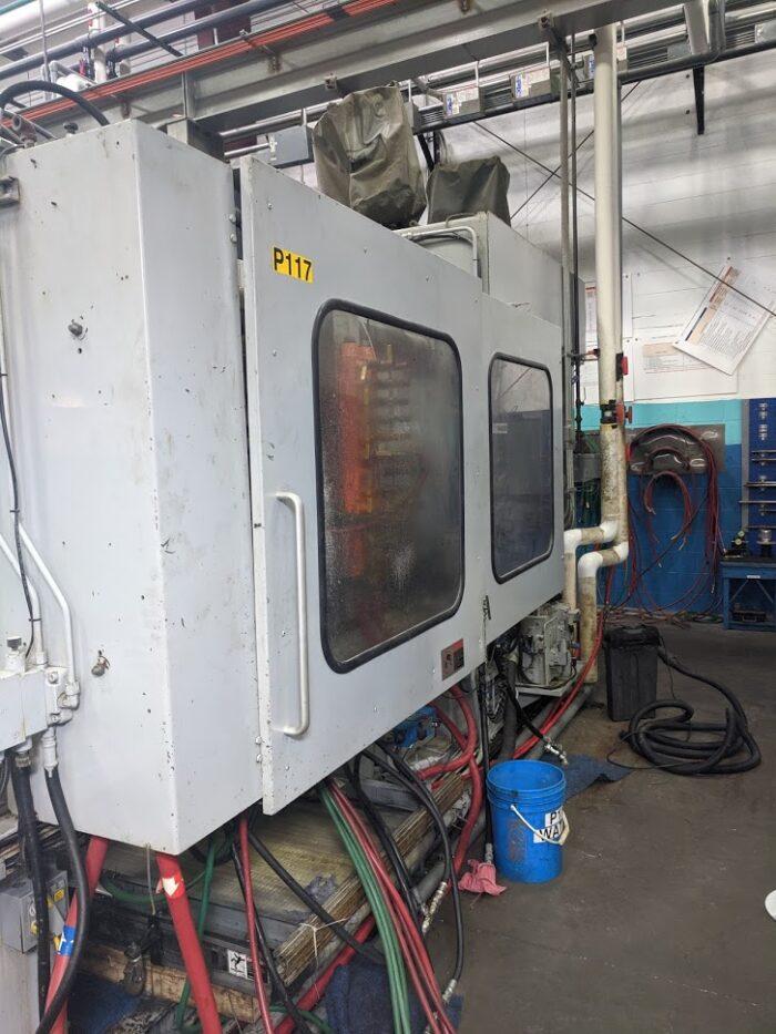 500 ton Van Dorn HP-1999 (14)