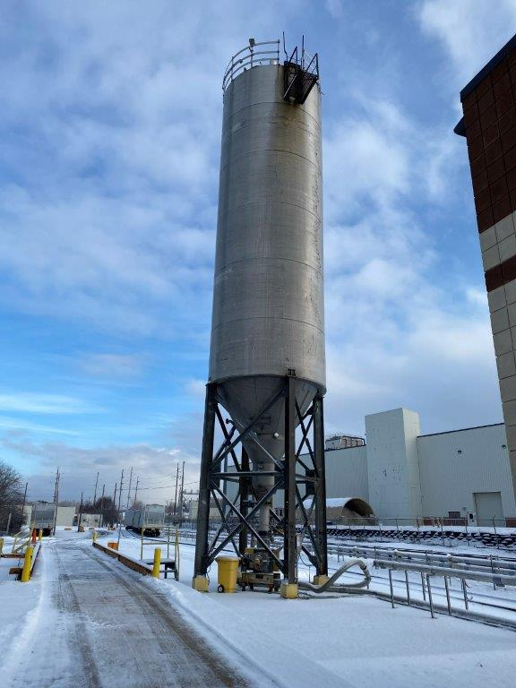 used mixing silo for sale