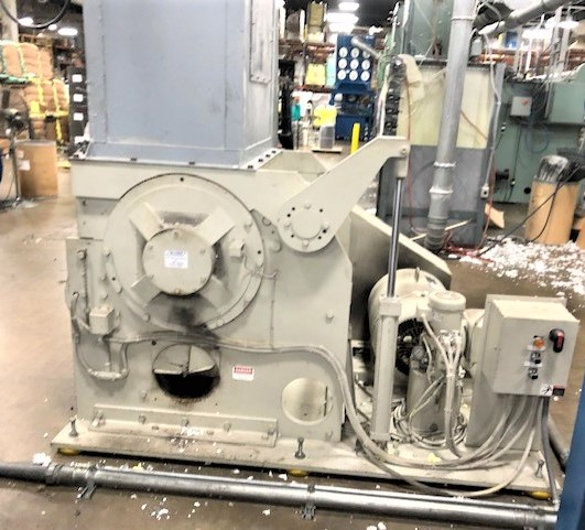 used cumberland x1000 model machinery for sale