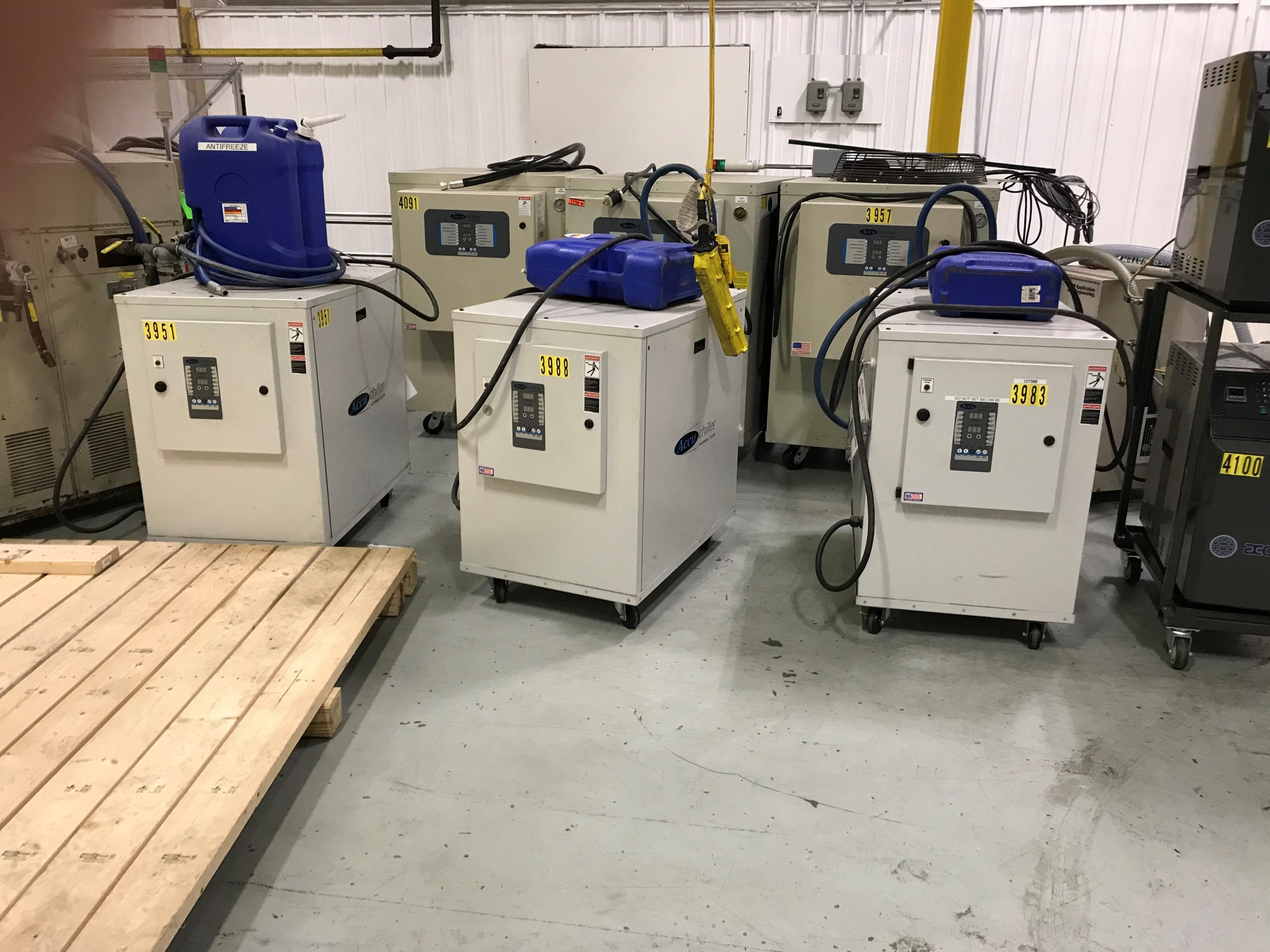 used thermal care accuchiller for sale
