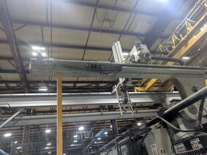 buy 1880 ton cincinnati injection molding