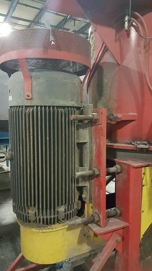 used 250 hp cal sierra densifier