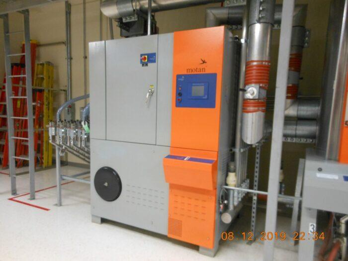 Motan Luxor 1200A Dryer