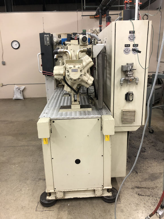 injection molding machinery for sale used negri bossi v110