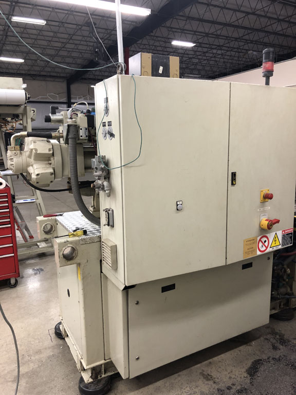 used negri bossi injection molding machinery for sale