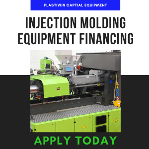 used injection molding equipment financing