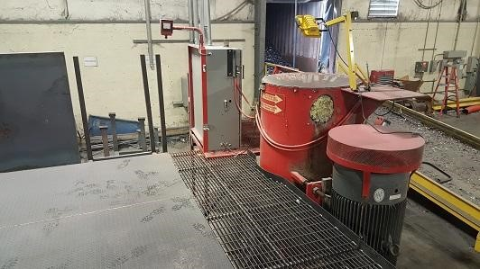used densifier size reduction equipment for sale