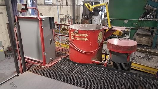 used cal sierra size reduction machine for sale