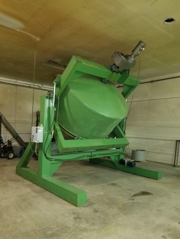 used nbe cone mixer