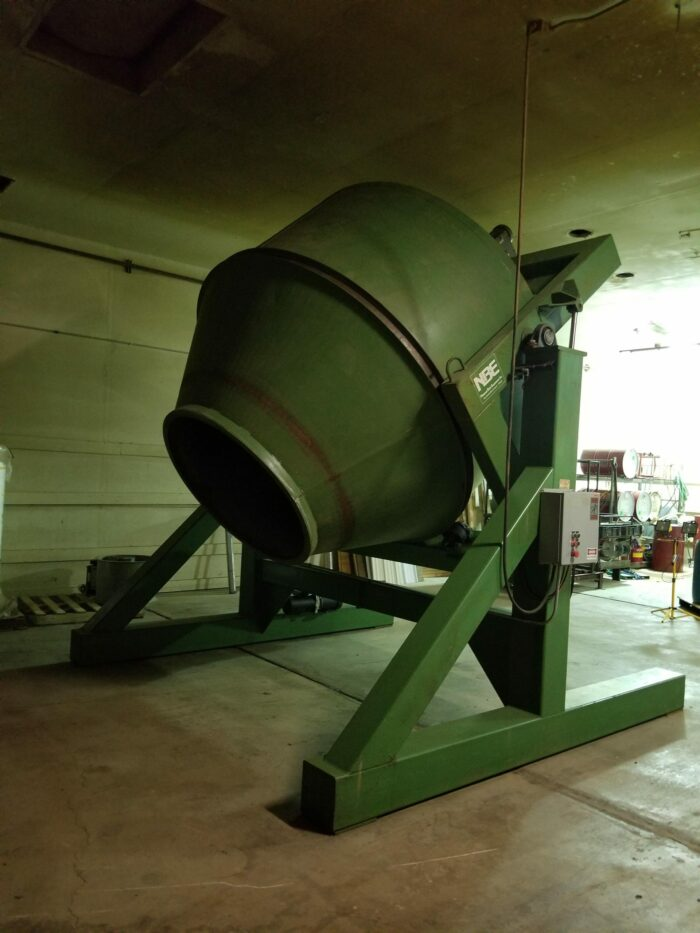 used nbe cone blender