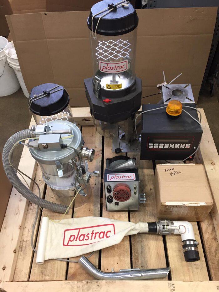 Plastrac GF-202 Blender