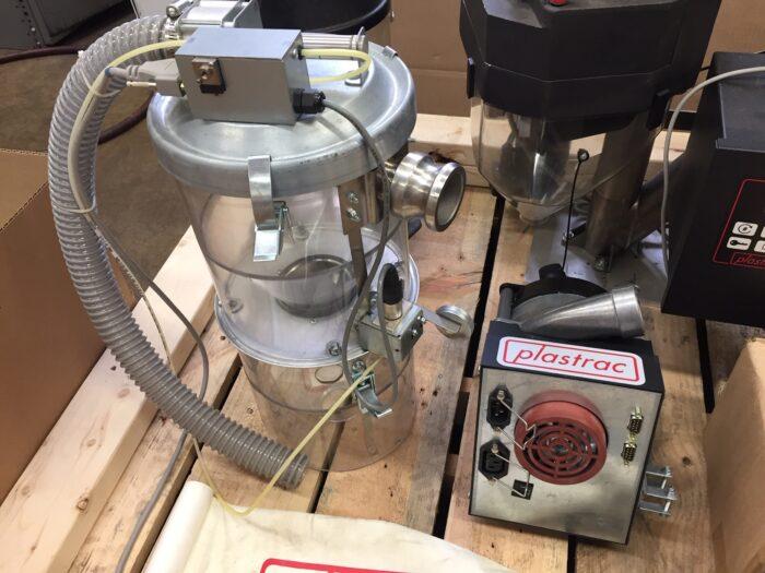 plastrac GF202 blender