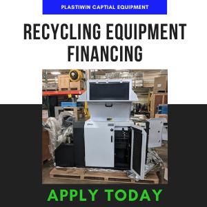 financing for recycling equipment