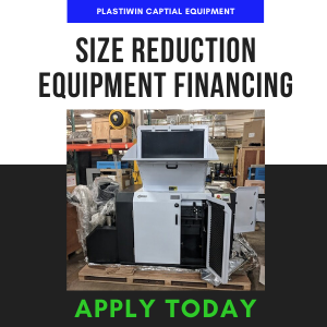 size reduction equipment financing