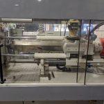 used 165 tom tmc 150 e injection molding machine