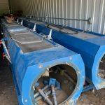 used 20' kuag eicon spray cooling tank