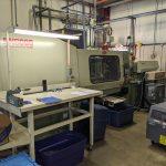 used 309 ton nissei injection molding machine