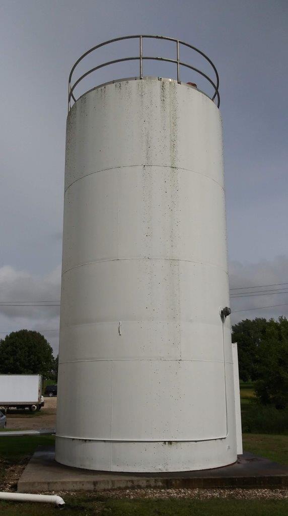 resin silo