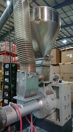 nanjing single screw extruder