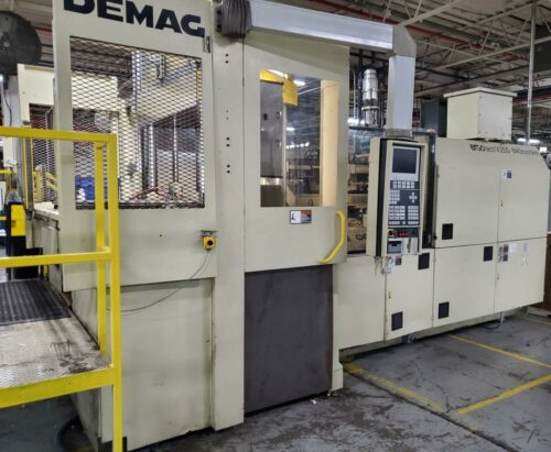 demag injection molding