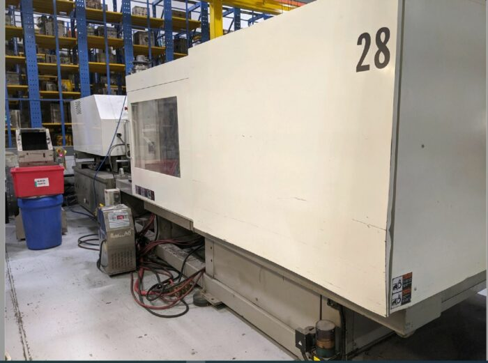 used 390 ton toshiba ec390
