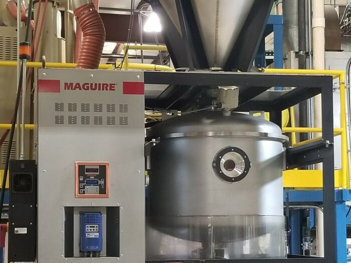 used maguire vbd 1000 dryer
