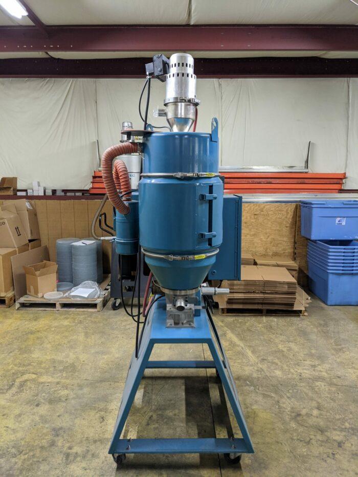used novatec md-15 desiccant dryer