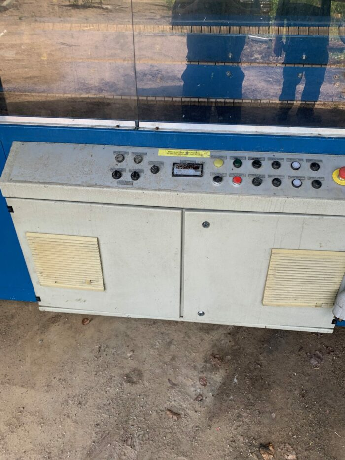 used 10in 250mm kuag eicon multi track puller