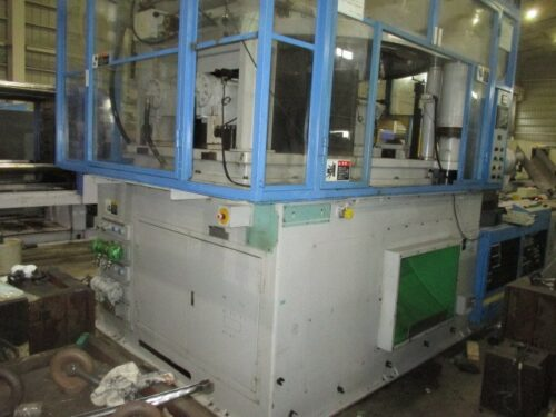 used nissei asb 650exhs blow molding machine