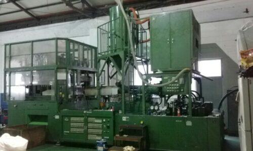 used nissei asb 650nhiit blow molding machine