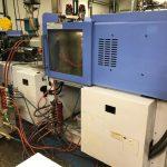 used 85 ton jsw j85eii injection molding machine