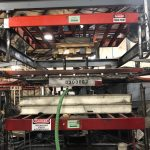 used 3-station maac 85r3 thermoformer