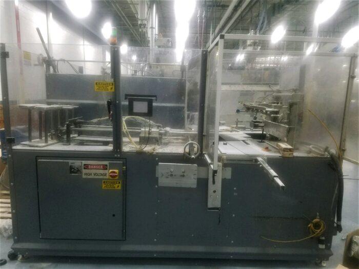 Barry Wehmiller CE 451 High Speed Case Erector with Glue System 2 Barry Wehmiller CE 451 High Speed