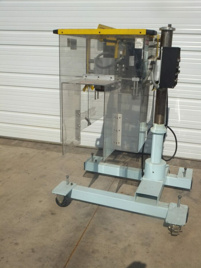 used dst-2000 mc mold dome trimer