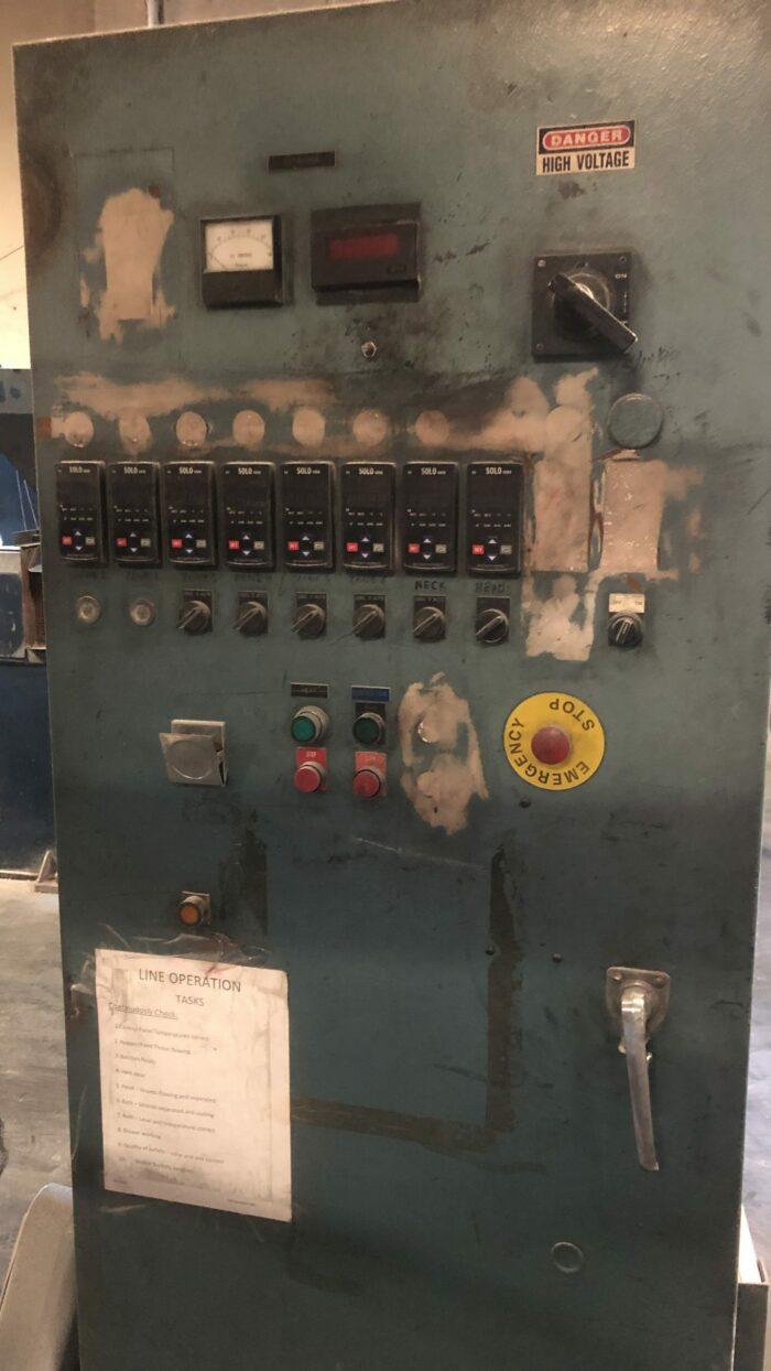 3.5 nrm 100 hp complete pelletizing line