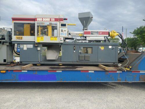 used 120 ton van dorn 120ht