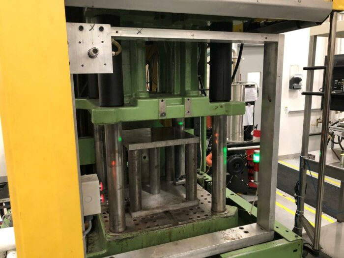 Used Arburg 370 C 600-200 Vertical Injection Molding Machine 1 Used Arburg 370 C 600-200 Vertical Injection