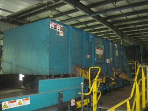 used lubo systems gbs screener classifier