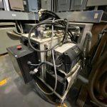 used 110 ton toyo si-110 injection molding machine