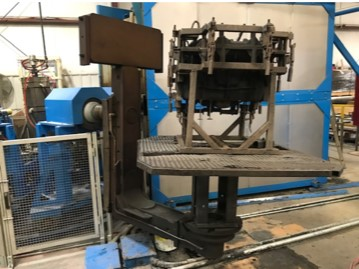 used ferry 260 offset arm