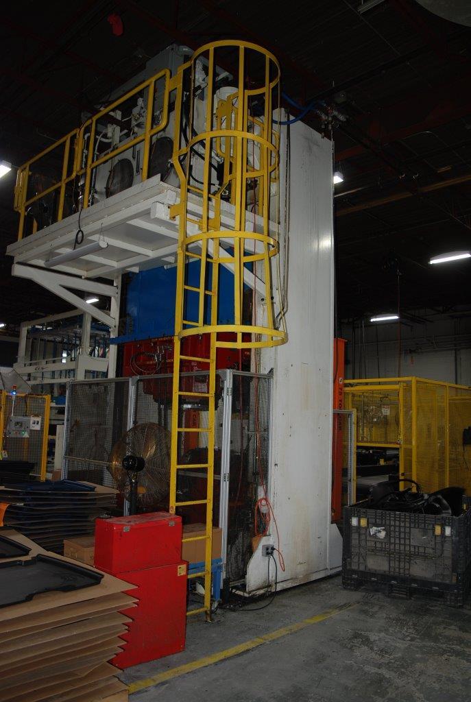 used 150 ton macrodyne trim press