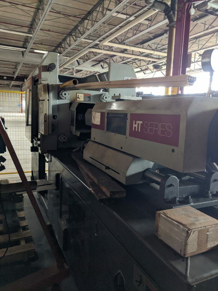 used 120 ton van dorn ht120-8