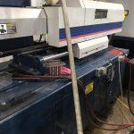 used 300 ton van dorn ht300-1220 injection molding machine