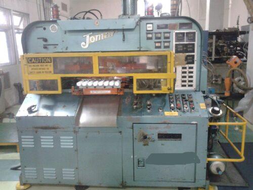 used jomar ibm extrusion blow molding machine