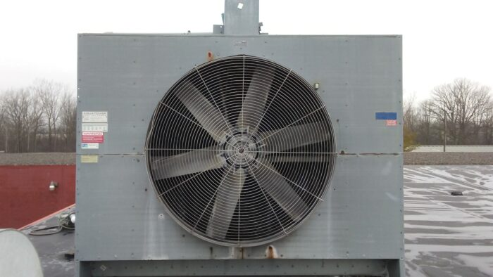 used marley spx crossflow cooling tower