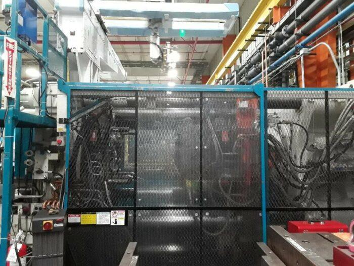 Used 1200 Ton Mitsubishi 1200MMJ-160 Injection Molding Machine 3 Used 1200 Ton Mitsubishi